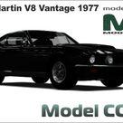 Aston Martin V8 Vantage 1977   3D Model   18950   Model COPY   English