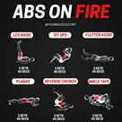 Abs Workout That Will Fire Up Your Core