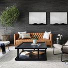 Walker Leather Sofa