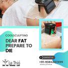Dear Fat Prepare To Die!  Coolsculpting 😯