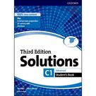 OXFORD UNIVERSITY PRES - Solutions 3rd edition advanced. Student's book