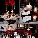 Black Silver Wedding