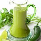 Salad Dressing Bottle