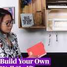 Build Your Own Wall Shelf!