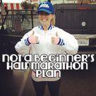 Beginner Running Plans