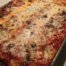 No Bake Lasagna