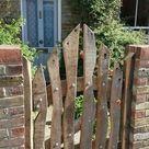 TOP 10 DIY Garden Gates Ideas