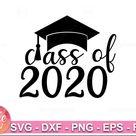 Class of 2020 SVG, Graduation Cap SVG, Seniors SVG, Graduation 2020, Diploma Svg, High School Graduation, Kindergarten Graduation,