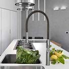Grifo de cocina con sistema osmosis de Ramon Soler