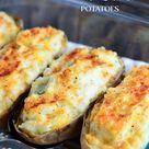 Double Baked Potatoes