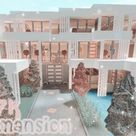Bloxburg| blush mansion| iiseashxllz| |167k