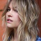47 Chic Medium Length Layered Hair | LoveHairStyles.com