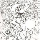 New Super Mario Bros. Wii by mattdog1000000 on DeviantArt