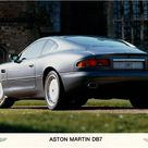 1994 Aston Martin DB7   Вехи