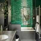 Badezimmer in Grau einrichten! - 40+ Ideen für Badfliesen, Möbel und Co.