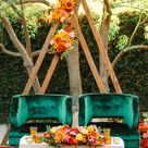 Green Wedding Inspiration by Mary Costa Photography