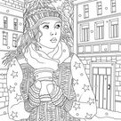 Free Coloring Pages for Adults and Kids - Favoreads Coloring Club