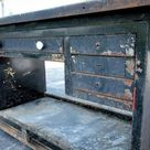 How to refinish rusty, crusty, old metal furniture | The Creek Line House