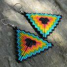 Peyote Earrings