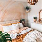 Dreamy Bedroom Wallpaper Idea