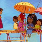 Mia et le Migoo- completely gorgeous animated film
