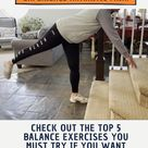 Why you should be doing balance exercises for arthritis relief