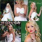 G Michael Salon STYLES HAIR FOR COVER OF WeddingDay Magazine  Central Indiana  Once Again, G Michael Salon was given the enormous honor of being asked to style the cover model of the Wedding Day Magazine, Winter Edition weddings bridal bride gmichaelsalon