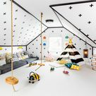 25 Creative and Unique Playroom Ideas for Your Kids   Home Design Lover