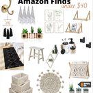 Amazon Bathroom Decor on a Budget