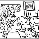 Vysledok Vyhľadavania Obrazkov Pre Dopyt Peppa Pig Birthday Coloring Pages Peppa Pig Coloring Pages Coloring Books Birthday Coloring Pages