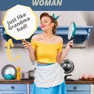 Vintage Homemaking Schedule for the Modern Homemaker