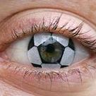 Soccer Contact Lenses