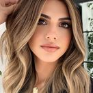 55+ Spring Hair Color Ideas & Styles for 2021 : Blonde Babylights