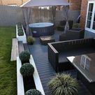 20+ Minimalist Garden Design Ideas For Small Garden | Gartengestaltung, Minimalistischer garten und