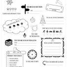 Unterrichtsmaterial Weihnachtsferien - MaterialGuru
