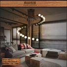 Lampe Wohnzimmer Hohe Decke