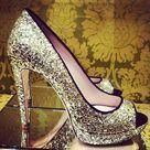 Sequin Shoes