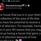 Astrology leo