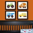 Tractor Nursery