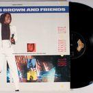James Brown - And Friends: Soul Session Live (1987) Vinyl LP  IMPORT