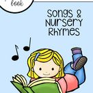 Free letter B book of rhymes and songs
