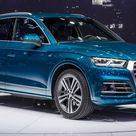 All New 2017 Audi Q5 From The Paris Show Floor   Carscoops