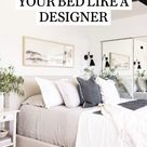 3 TIPS FOR MAKING YOUR BED LIKE A DESIGNER
