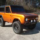 Early Bronco