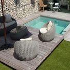 Un jardín para toda la familia. Ideas para decorar jardines.