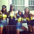 Girl Group Costumes