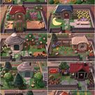 Decided to extend and decorate my villagers' yards yesterday! So happy I did.