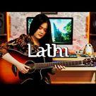 (Weird Genius ft. Sara Fajira) Lathi - Fingerstyle Guitar Cover   Josephine Alexandra