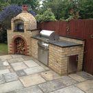 25 + erstaunliche Outdoor-Küche Ideen & Designs - Outdoor Diy