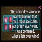 Leftover Wine